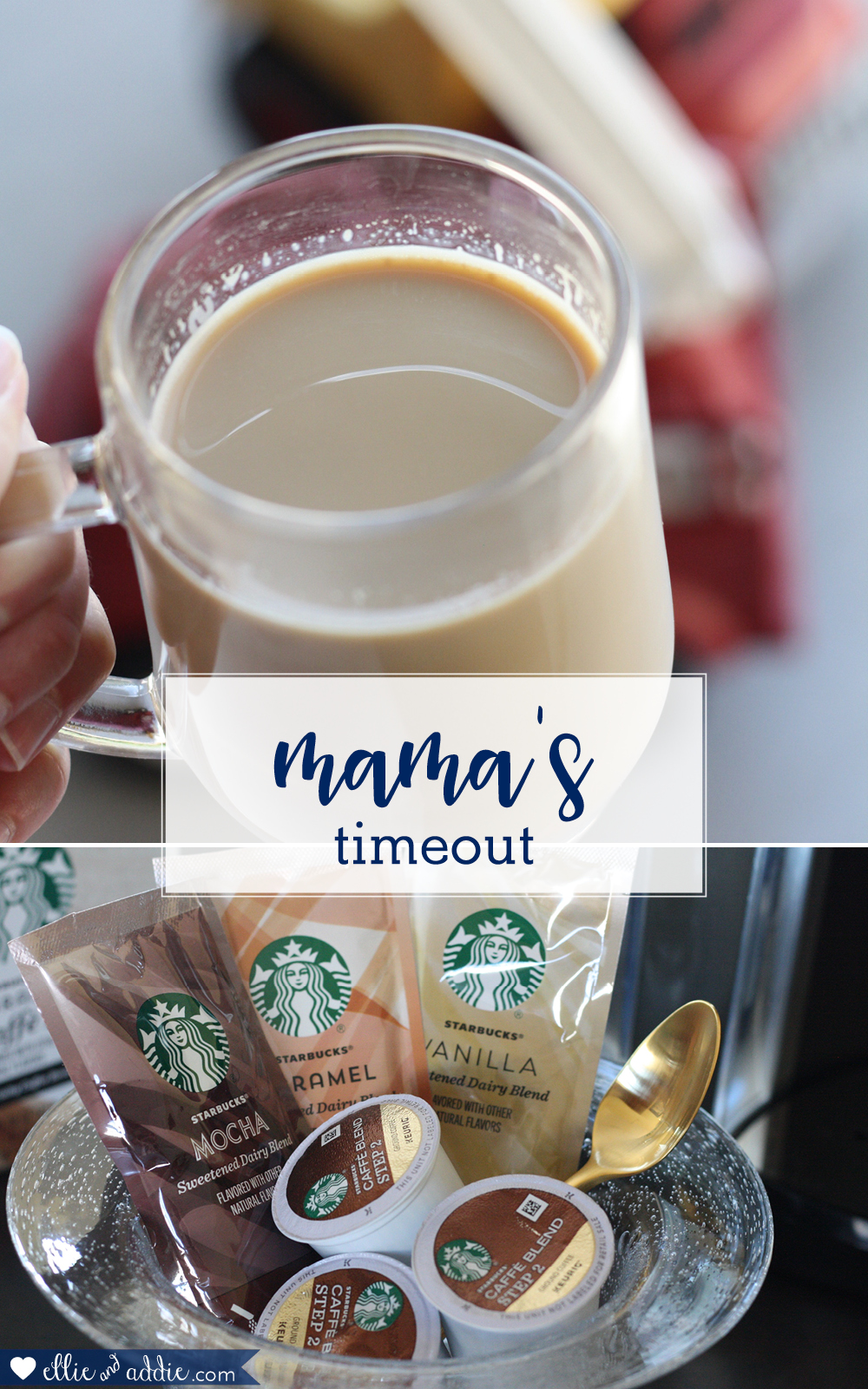 Mama's Timeout | Ellie And Addie