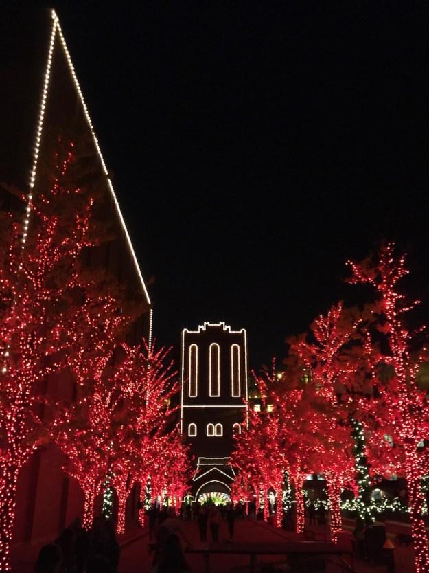 Anheuser Busch Brewery Christmas Lights