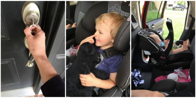 Day In The Life – April 2017 | Ellie And Addie
