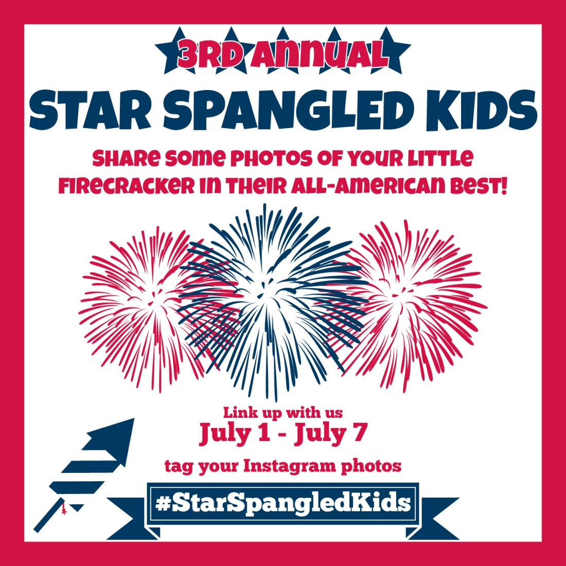 Star Spangled Kids 2017 [#StarSpangledKids]