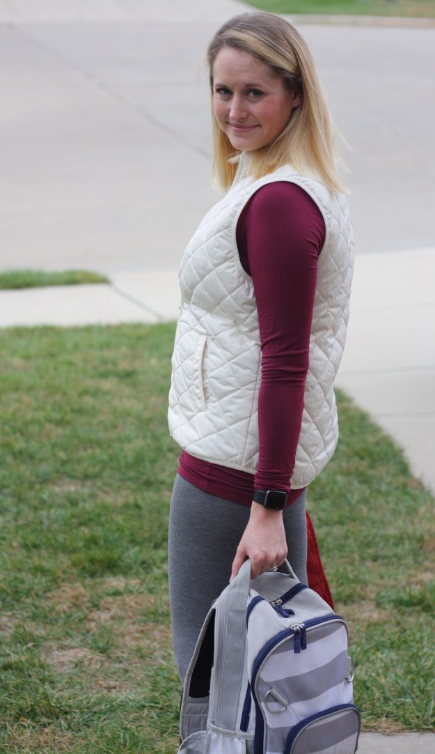 Layering For Fall with Cuddl Duds | Ellie And Addie