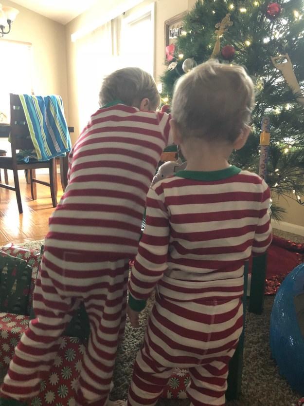 Christmas 2017 | Ellie And Addie