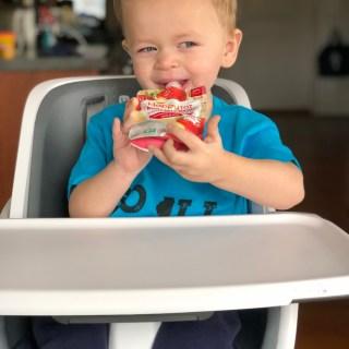 Frozen Yogurt Bark – A Toddler Recipe