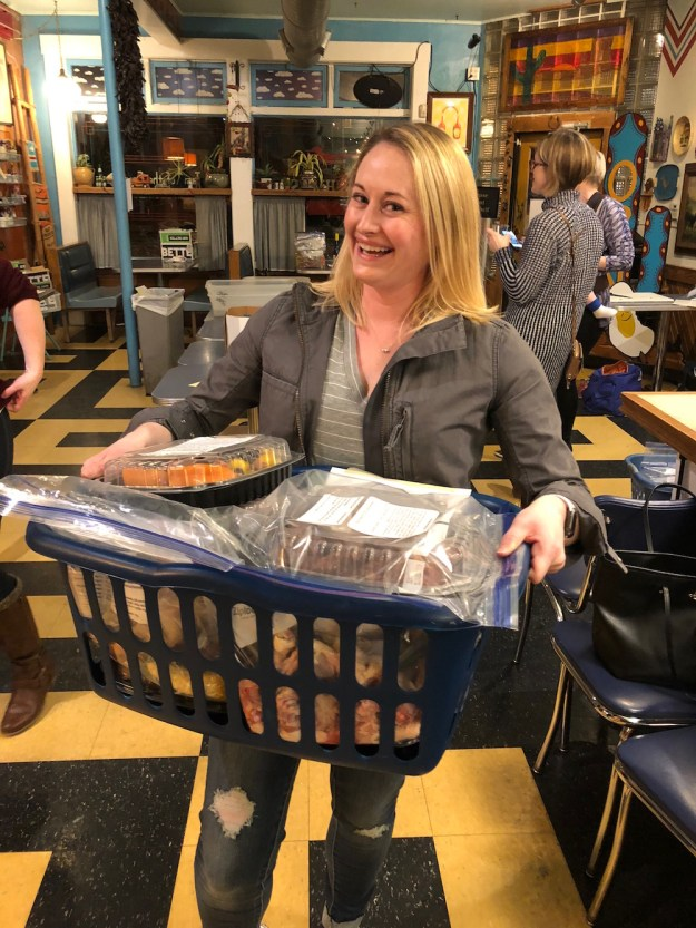 Katie Cooks Meal Prep Event in St. Louis, MO | Liz at Ellie And Addie