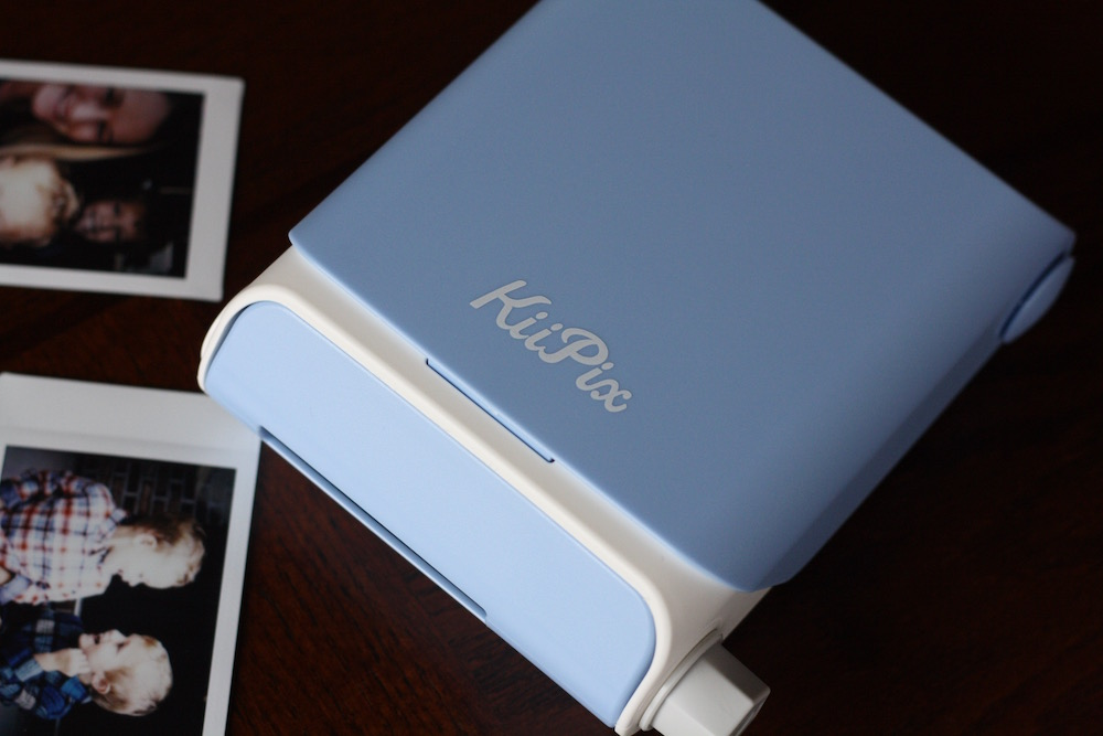 Vintage Memories with KiiPix Smartphone Picture Printer
