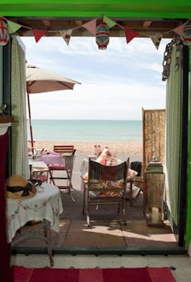 brighton beach huts for hire