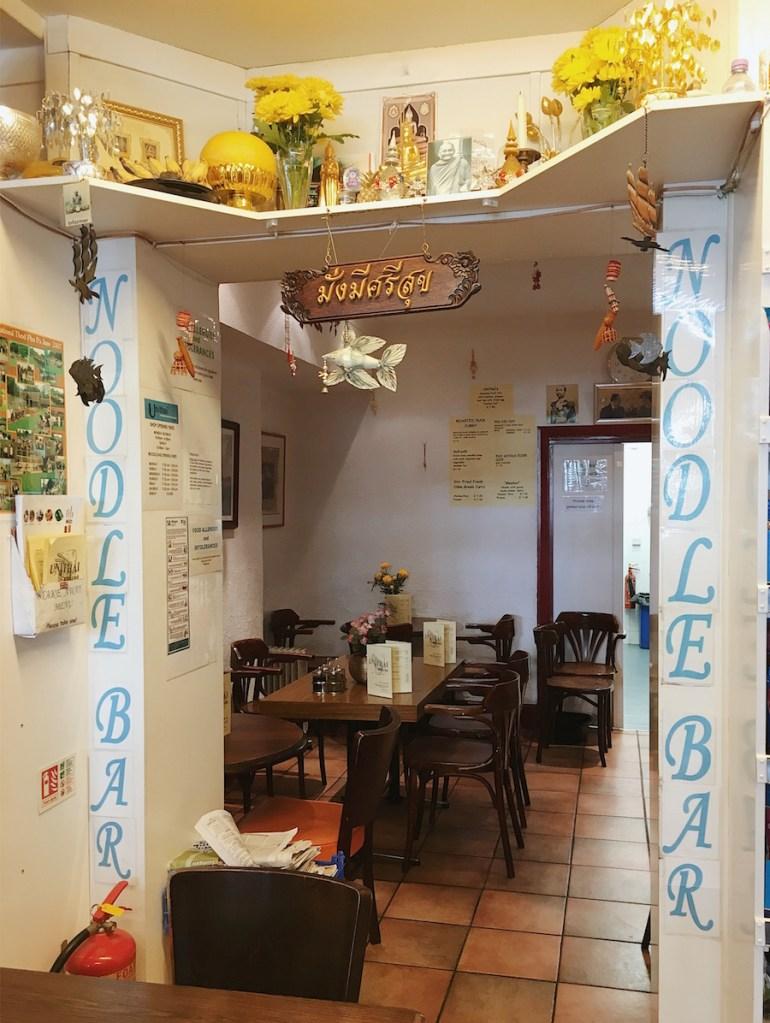 unithai restaurant