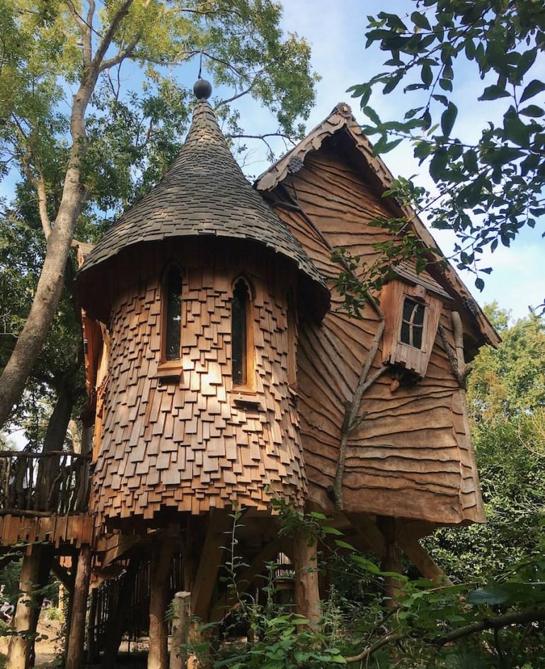 blackberry wood treehouse