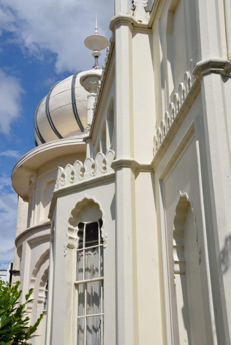 Western Pavilion brighton