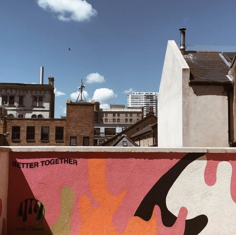 The projects brighton roof terrace