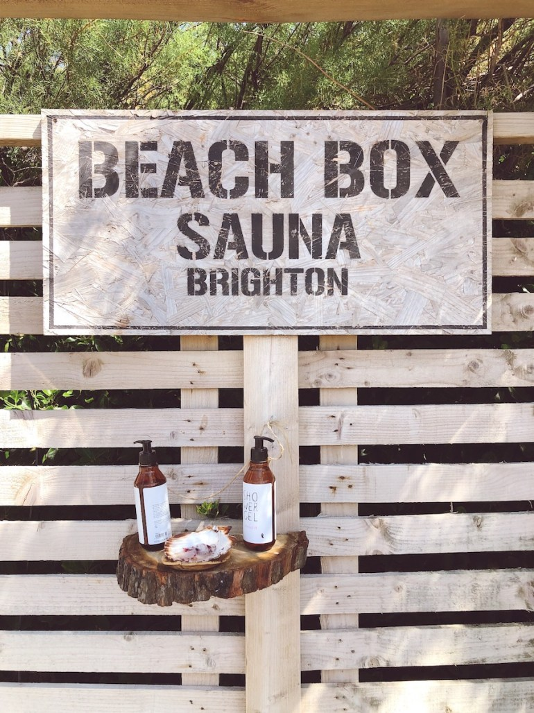 beach box sauna brighton