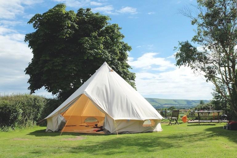 plumpton college camping near brighton