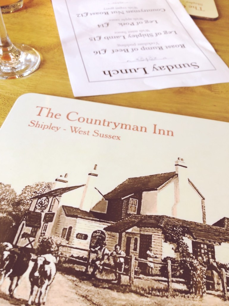 the countryman inn shipley sussex