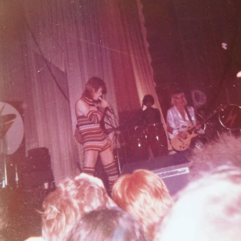 david bowie brighton dome 1972