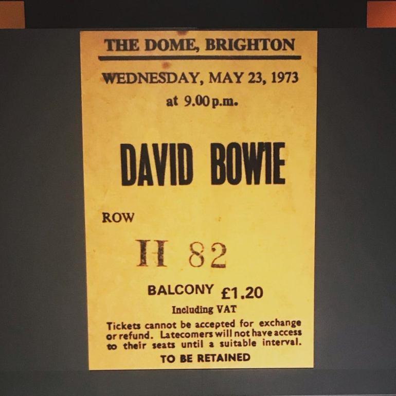 david bowie brighton dome may 1973