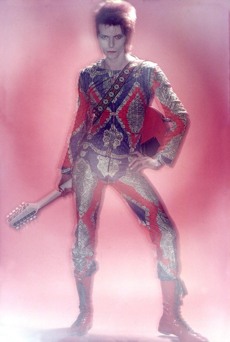 david bowie ziggy stardust outfit freddie burretti
