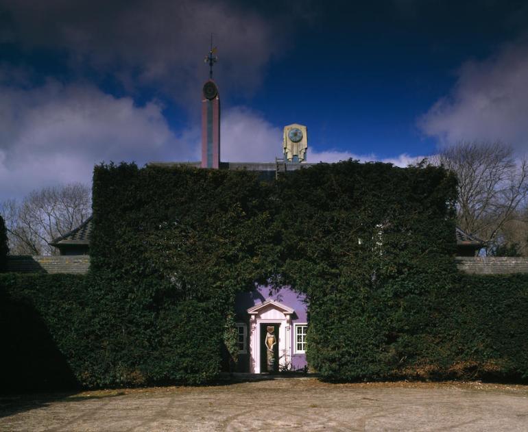 monkton house edward james surrealism