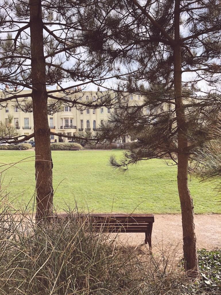 brunswick square garden open to public