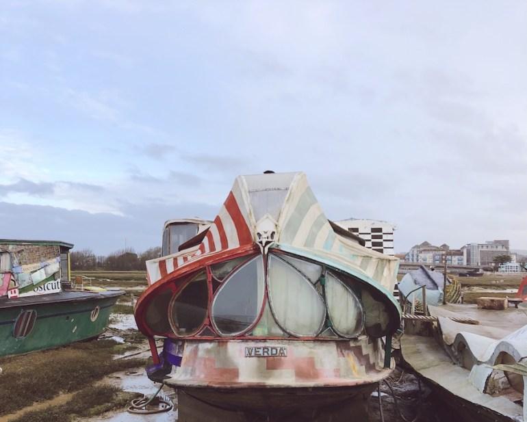 houseboat collective shoreham