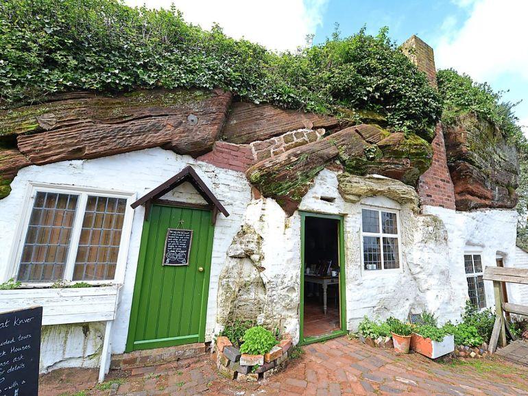 holy austin rock cottages