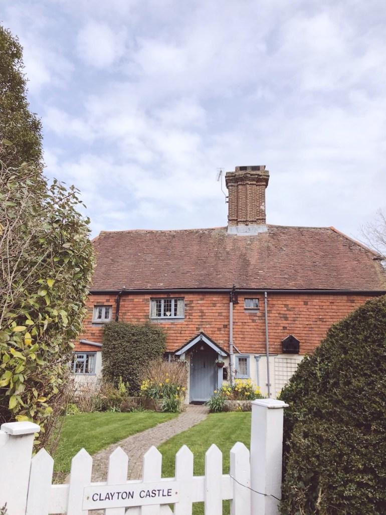 cottage in clayton west sussex