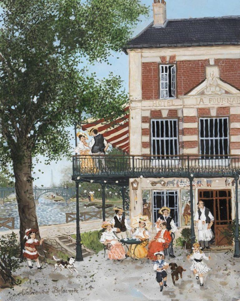Fabienne Delacroix paris paintings1
