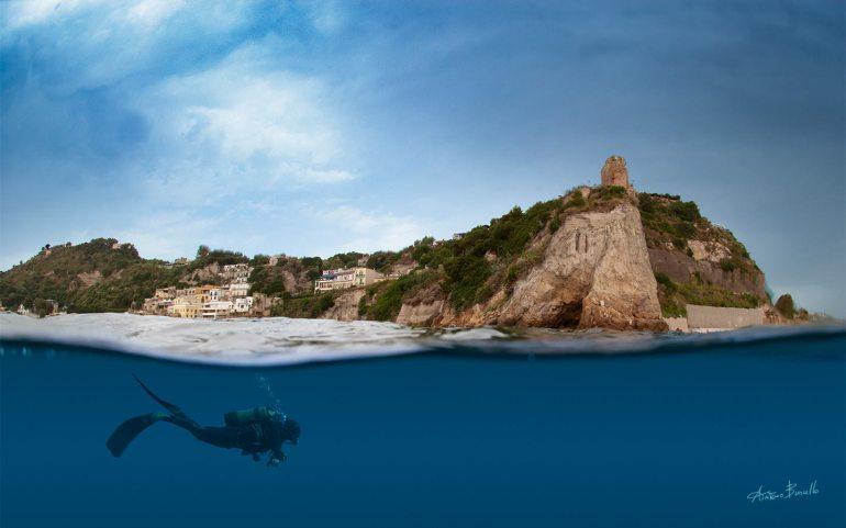 island and sea italy