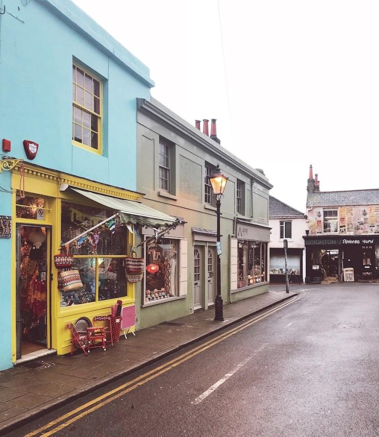 brighton shops