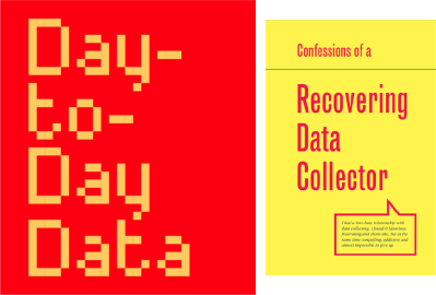 Day-to-Day Data + Confessions Books
