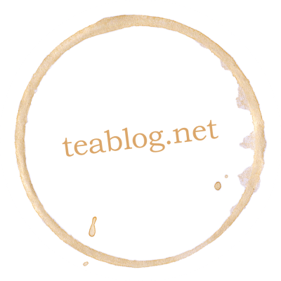 Tea Blog Sticker