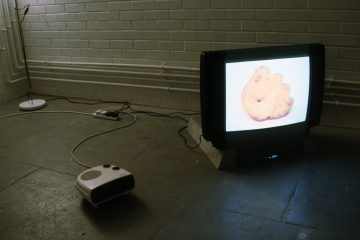 Superfluous Consumption installed at Nottingham Trent University in 2000