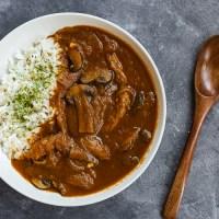 Vegan Shortcut Hayashi Rice