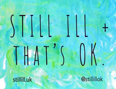Accepting Submissions for Still ill OK Zine 1.5