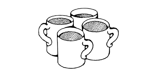 mugs illustration