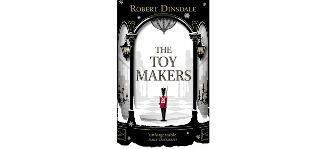 The Toymakers book cover