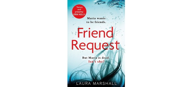 Friend Request book cover