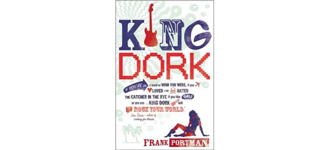 King Dork book cover