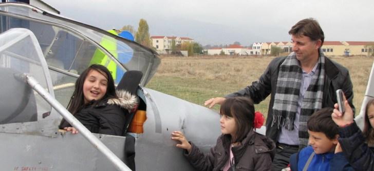 Κατασκευάζει αεροπλάνα στη Φλώρινα