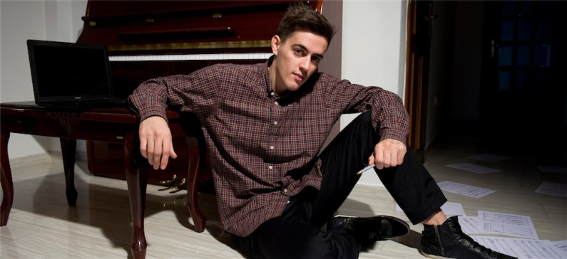 A young composer conquers the world at 24