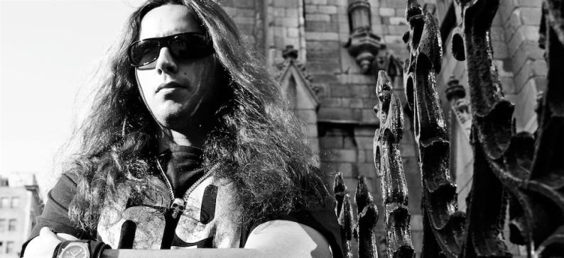 Ο Έλληνας κιθαρίστας του Ozzy Osbourne