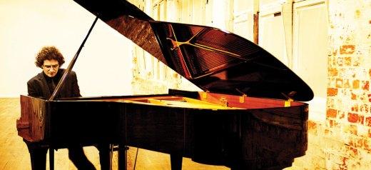 Great distinction for Greek pianist