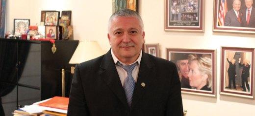 The first Greek cosmonaut speaks to ellines.com
