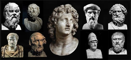 Top 15 Influential Ancient Greeks