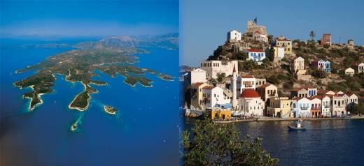 Δύο ελληνικά νησιά στους 5 κρυφούς προορισμούς της Μεσογείου