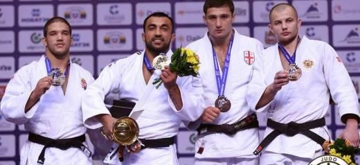Iliadis wins the World Championship in Judo!