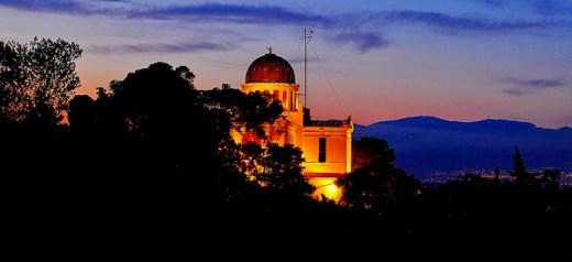Night tour to the stars by the National Observatory of Athens