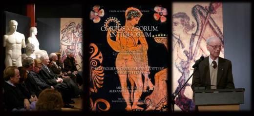 Αυστραλία: Βιβλίο με όλα τα γνωστά αρχαιοελληνικά έργα Κεραμικής