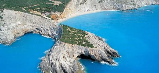 Δυο ελληνικά νησιά στους προορισμούς με τα πιο καθαρά νερά στον κόσμο