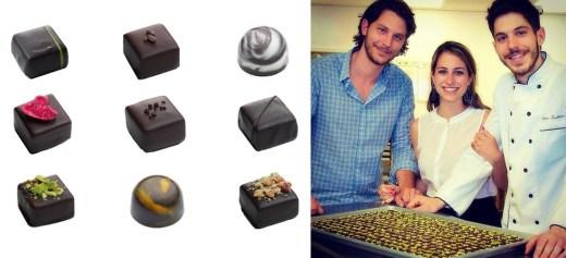 Τα σοκολατάκια τους εντυπωσίασαν στα Όσκαρ, στα Έμμυ και στο Λευκό Οίκο