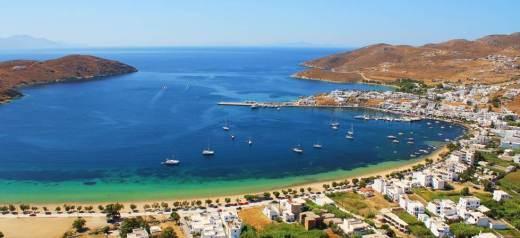 Οι Times ανακαλύπτουν το μυστικό νησί για τις αποδράσεις των Αθηναίων